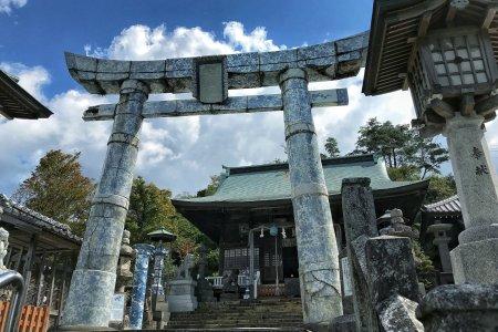 Tozan Shrine