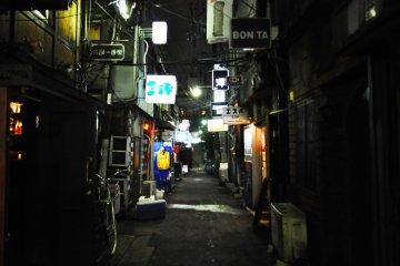 Golden Gai in Shinjuku