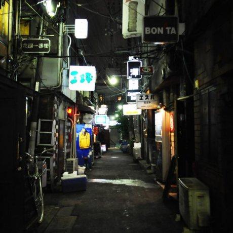 โกลเด้น ไก ในชินจูกุ