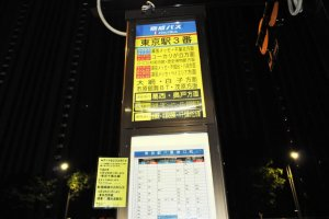Semua informasinya dalam bahasa Jepang.