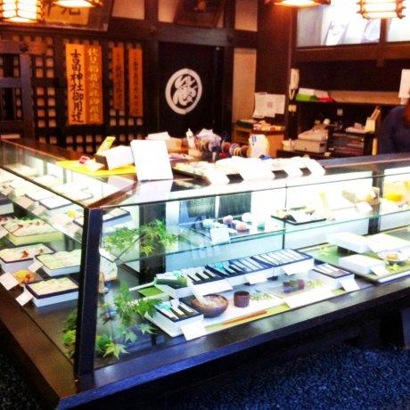 Sasaya Iori Kyogashi Store