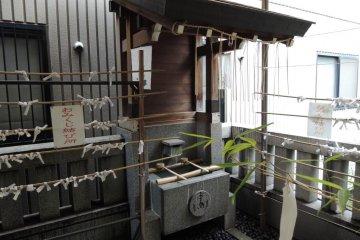 Juban-Inari Shrine