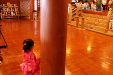 The Shrine Festival of Sapporo
