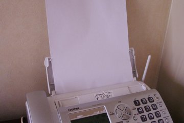Fax and copy machine to get the job done