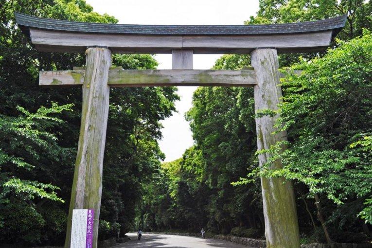 Fukuoka's Gokoku Shrine