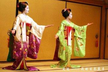看照片认识日本