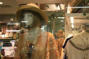 Hiệu quần áo CocoPress tại Takadanobaba.