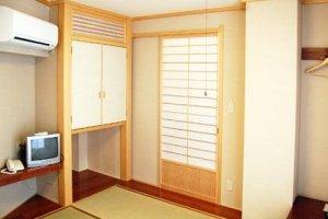 Kamar ala Jepang