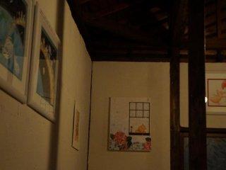 عرض لشهر يونيو المطير، ألوان الطيف ، وغيرها من الرموز في موسم الأمطار الياباني