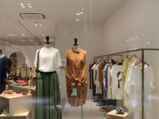 Clothing store 2