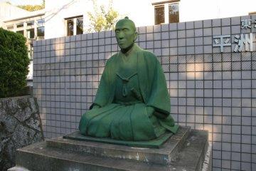 The samurai who's pen was mightier than his sword.