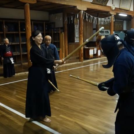 Aizuwakamatsu in Fukushima