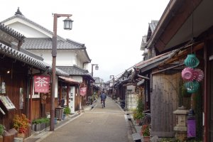 Street corner in Imai