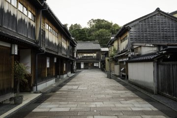 Two Days in Kanazawa