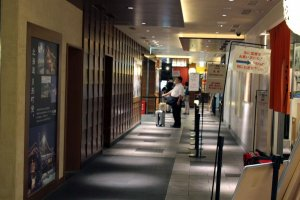 Tokyo Ramen Street is located inside Tokyo Station just outside the Yaesu Underground Central Exit