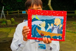 Story of how Sarushima became known as Monkey Island