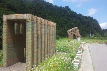 Exploring Echigo Tsumari Art Field