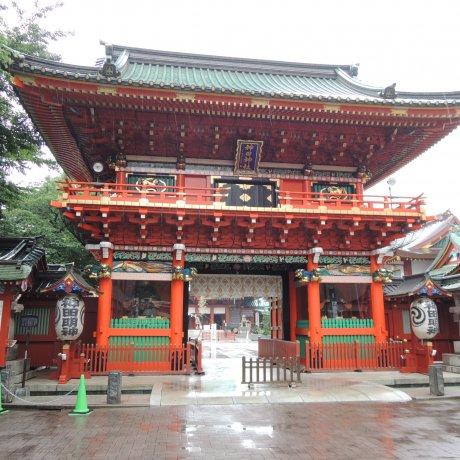 Đền Kanda
