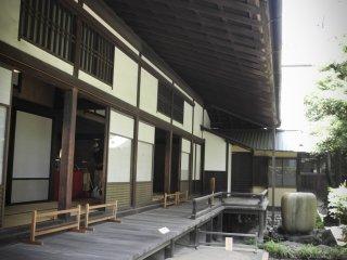 Một phần thành theo phong cách Nhật Bản