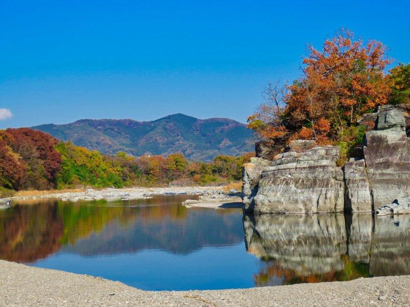 Arakawa River at Nagatoro