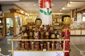 Музей кокэси Японии