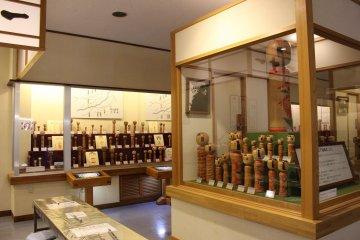 Экспозиция коллекции музея