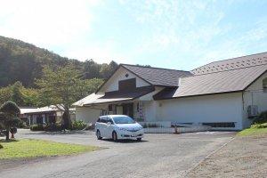 Здание Музея кокэси