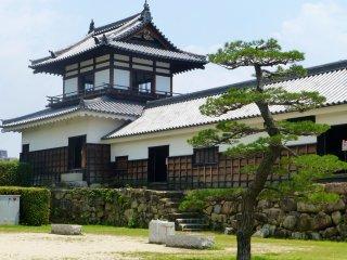 Hiroshima Castle Ninomaru