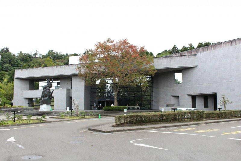 Здание музея Сендая