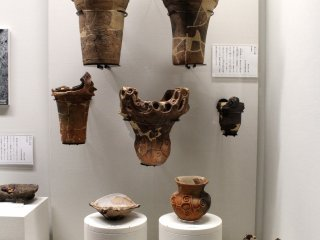 Древние изделия из глины