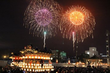 Ночной фестиваль Титибу