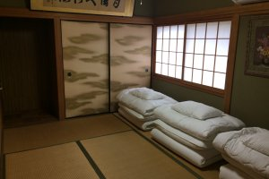 Guesthouse & Cafe Anzu Japanese-style tatami room