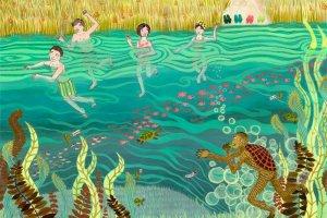 Chúng luôn nghĩ ra những trò phá rối đáng sợ như dọa và bắt cóc trẻ con, tốc váy kimono của phụ nữ, kéo chân nhiều người xuống nước.
