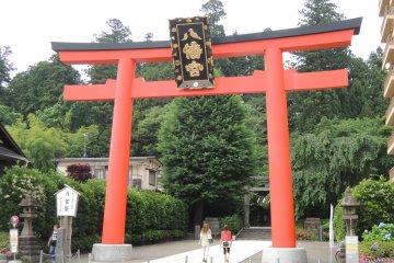 Osaki Hachimangu