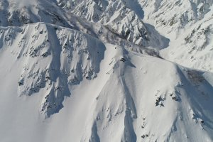 Happo One Alpine Face