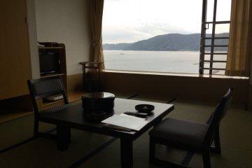 ห้องพักแบบญี่ปุ่น (มีห้องพักแบบตะวันตกไว้บริการด้วย)