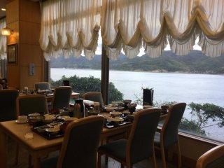 ห้องทานอาหารเช้า