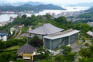 Onomichi's City Art Museum
