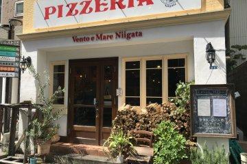 Pizzeria Vento E Mare Niigata
