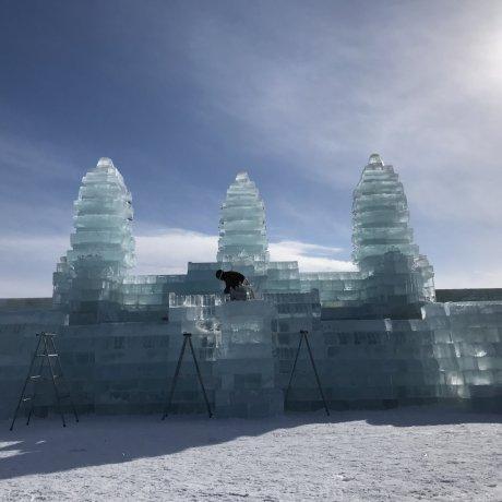 Monbetsu Drift Ice Festival
