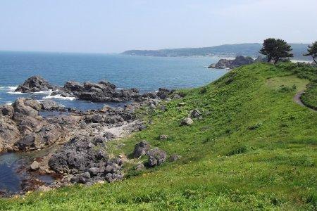 ทางเดินชมวิวฝั่งทะเล Tanesashi