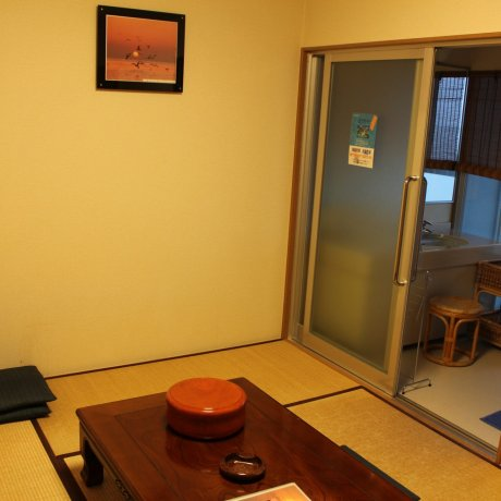 Accommodation at Seapa Makoto Onsen