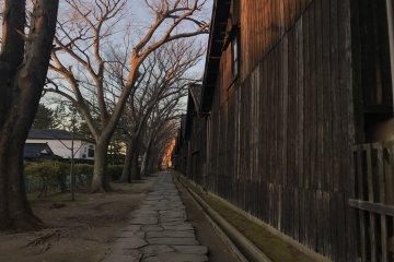 Sankyo Rice Storehouse