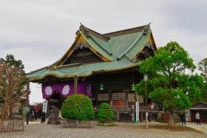 Kuil Naritasan Asli