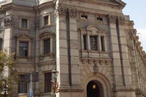 The beautiful Yokohama Prefectural Museum of Cultural History