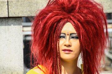 Big Hair Harajuku Style