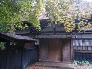 Résidence familiale Ishiguro à Kakunodate, préfecture d'Akita