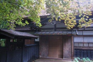 Rumah Samurai Ishiguro, Kakunodate