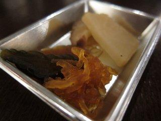 Makanan pembuka bergaya Jepang