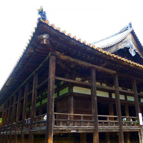 A Sala dos 1000 Tatamis, Miyajima